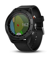 golf watch with heart rate monitor