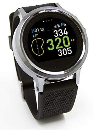 golf gps watch with fitness tracker