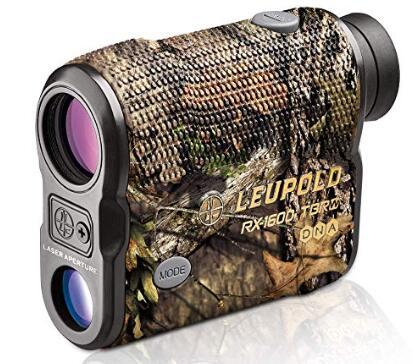 Leupold laser rangefinder with red display