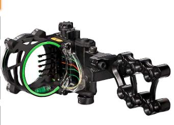 archery sight with built in rangefinder