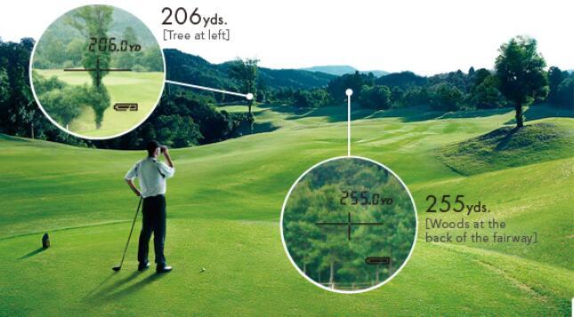 budget golf rangefinder