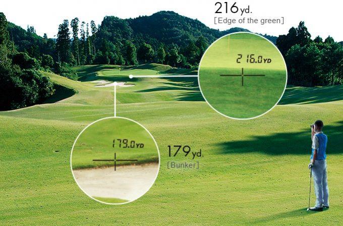 affordable golf rangefinder