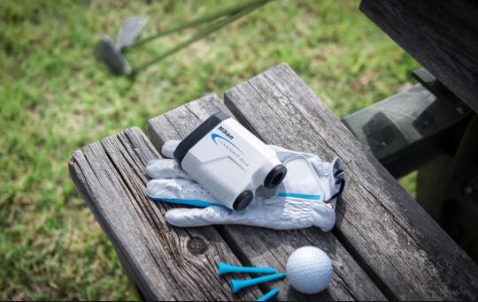 golf use laser rangefinder