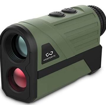 budget laser rangefinder