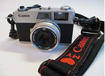 compact rangefinder camera
