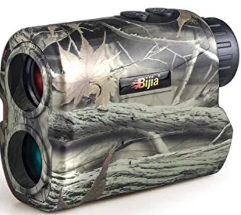 rangefinder with arc technology