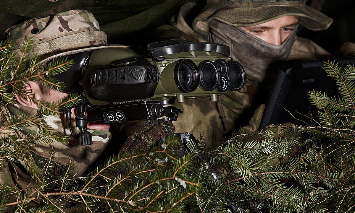 military grade laser rangefinders