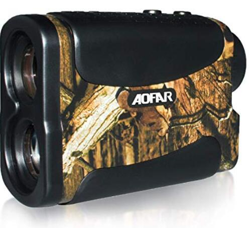 bow scope with rangefinder