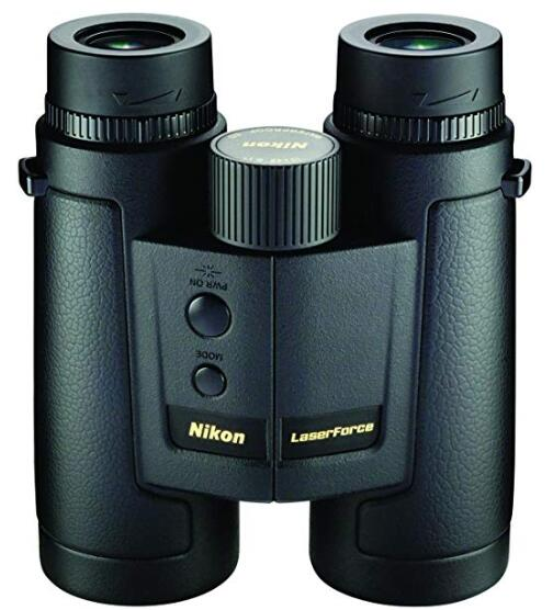 binoculars with range finder