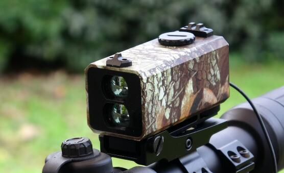 crossbow mounted rangefinder