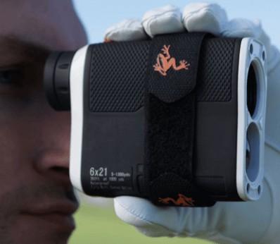laser rangefinder for middle level