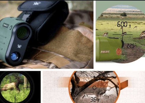 hunting rangefinder for money