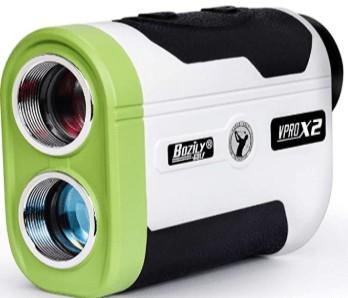 golf yardage binoculars
