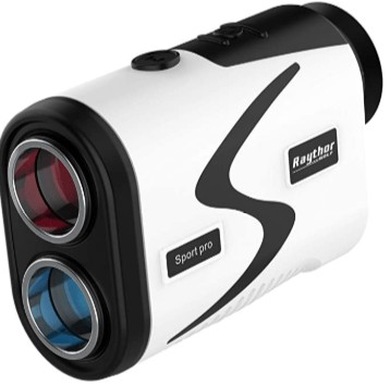 golf binoculars distance