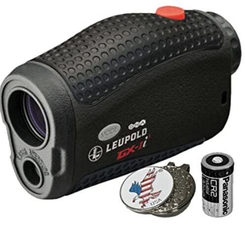 golf optical range finder