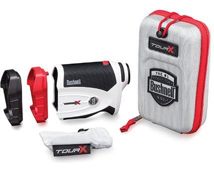 bushnell golf tour x jolt laser rangefinder with