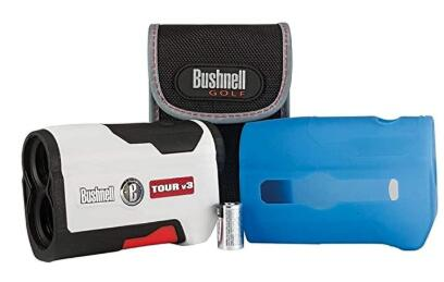 bushnell golf tour v3 slope