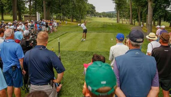 golf rules in USGA