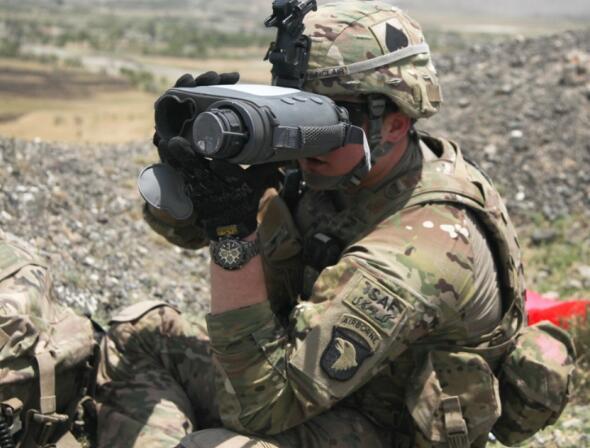 military rangefinders