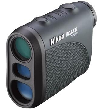 nikon 8397 aculon laser rangefinder golf
