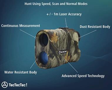 prowild laser rangefinders