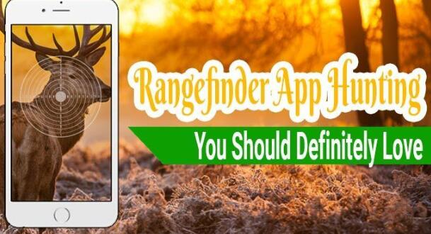 how to use phone as rangefinder