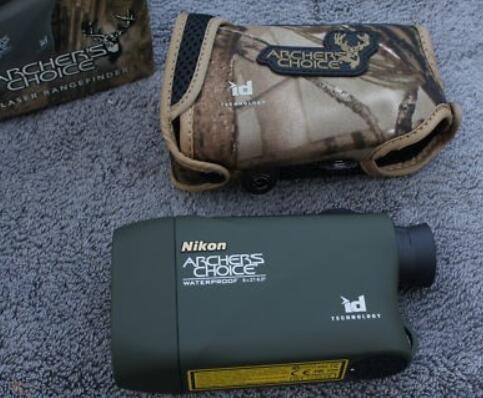 nikon archer's choice laser rangefinder reviews