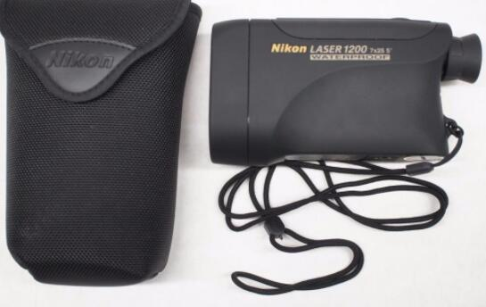 nikon monarch gold laser 1200